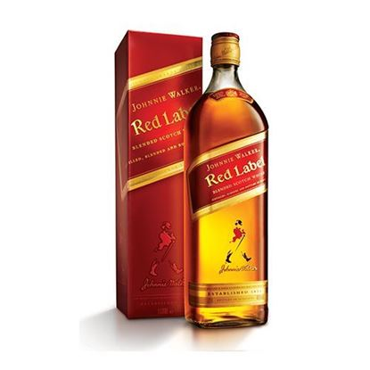 J W Red Label 750ml