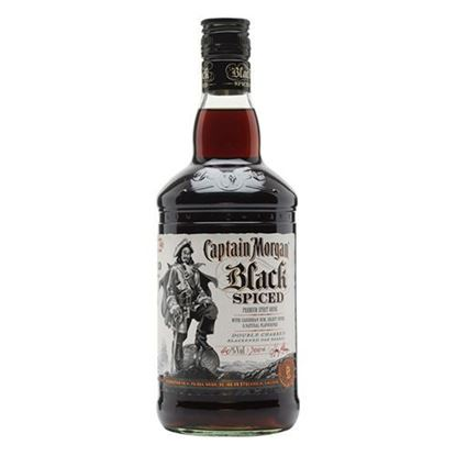 Captain Morgan (Black) 1000ml