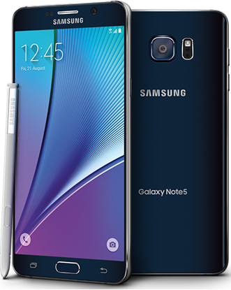Samsung Galaxy Note 5 Duos
