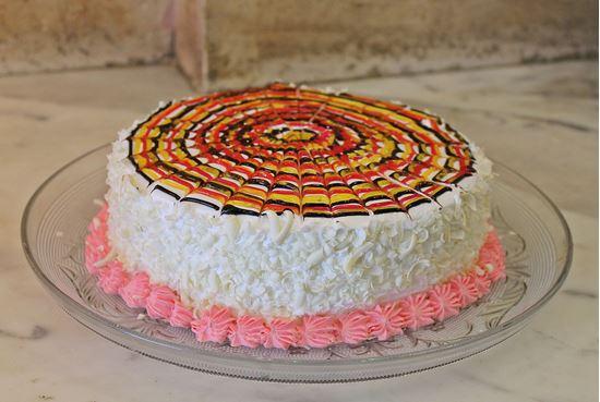 Picture of Annapurna Vanilla Cake 2lb