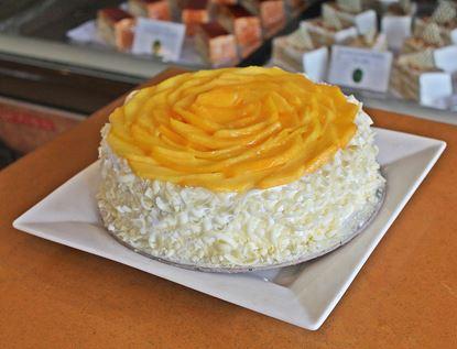 Picture of Annapurna Mango Cake 2lb