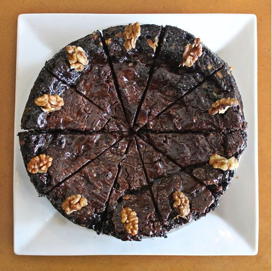Picture of Annapurna Chocolate Brownie Cake 2lb