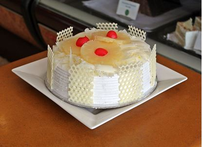 Picture of Annapurna Pineapple Flaky Cake 2lb