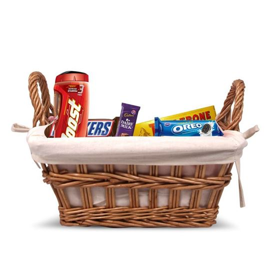 Gift Basket - Kids Fav. Mini