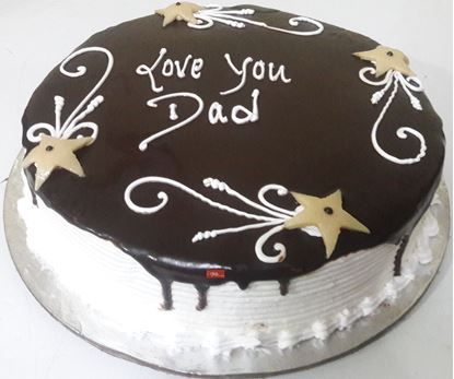 Father's Day cake