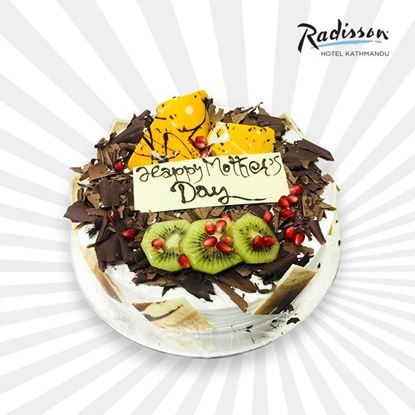 Black Forest Cake from Radisson