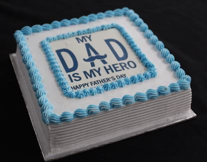 Fathers Day Cake to Nepal Annapurna